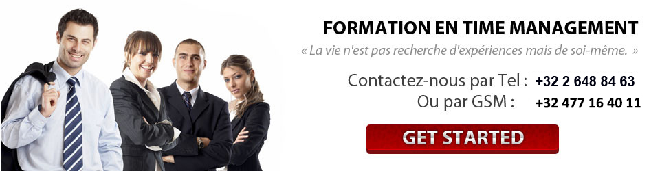 Centre de formation en time management